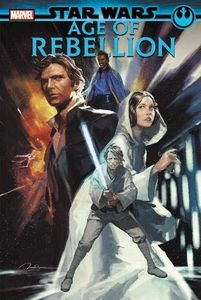 [Star Wars: Age Of Rebellion (Hardcover) (Product Image)]