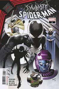 [Symbiote Spider-Man: King In Black #1 (Product Image)]