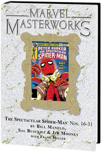 [Marvel Masterworks: Spectacular Spider-Man: Volume 2 (DM Variant Edition 276 - Hardcover) (Product Image)]
