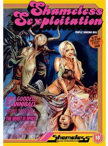 [Shameless Sexploitation Boxset (Product Image)]