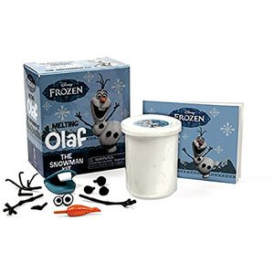 [Frozen: Melting Olaf The Snowman (Kit) (Product Image)]