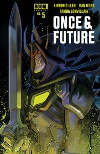 [Once & Future #5 (Forbidden Planet Lafuente Variant) (Product Image)]