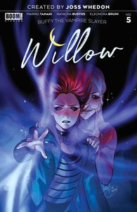 [Buffy The Vampire Slayer: Willow #5 (Cover B Andolfo Variant) (Product Image)]