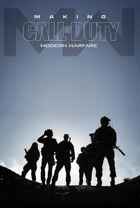 [Making Call Of Duty: Modern Warfare (Hardcover) (Product Image)]