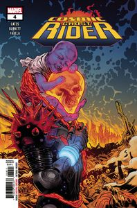 [Cosmic Ghost Rider #4 (Product Image)]