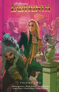 [Jim Henson's Labyrinth: Coronation: Volume 2 (Hardcover) (Product Image)]