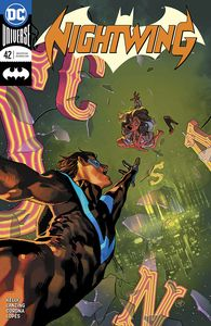 [Nightwing #42 (Variant Edition) (Product Image)]