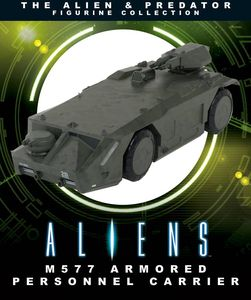 [Alien/Predator Figure Ship Magazine #9: Armored Personnel Carrier (Product Image)]