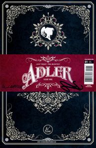 [Adler #1 (Cover C Victorian Homage Signed Edition) (Product Image)]