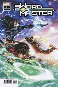 [Sword Master #1 (Philip Tan Variant) (Product Image)]