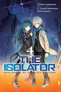 [The Isolator: Volume 4 (Product Image)]