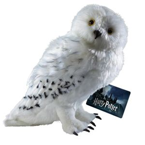 [Harry Potter: Plush: Hedwig (Product Image)]