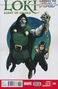 [Loki: Agent Of Asgard #6 Mtax (Product Image)]