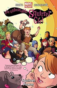 [Unbeatable Squirrel Girl: Volume 1: Squirrel Power (Product Image)]