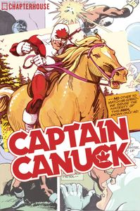 [Captain Canuck: Complete Compendium (New Edition - Hardcover) (Product Image)]