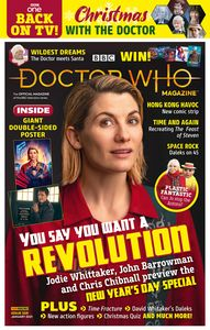[Doctor Who Magazine #559 (Product Image)]