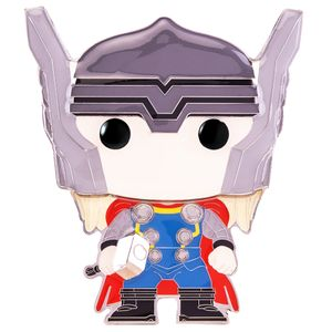 [Marvel: Loungefly Large Enamel Pop! Pin: Thor (Product Image)]