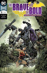 [Brave & The Bold: Batman & Wonder Woman #3 (Product Image)]