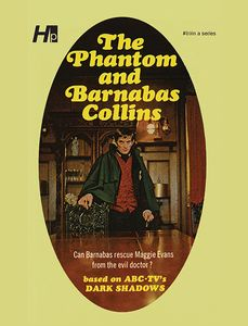 [Dark Shadows Paperback Library Novel: Volume 10: Phantom & Barnabas Collins (Product Image)]