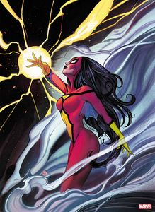 [Spider-Woman #5 (Momoko Virgin Variant) (Product Image)]