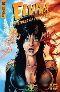 [Elvira Mistress Of Dark #7 (Castro Variant) (Product Image)]