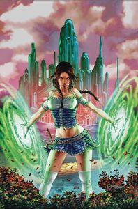 [Oz: Heart Of Magic #2 (Cover C Vigonte) (Product Image)]