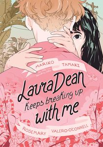 [Laura Dean Keeps Breaking Up With Me (Hardcover) (Product Image)]