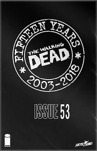 [Walking Dead #53 (15th Anniversary Blind Bag - Kim Jung Gi Variant) (Product Image)]