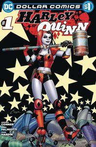 [Dollar Comics: Harley Quinn #1 (Product Image)]