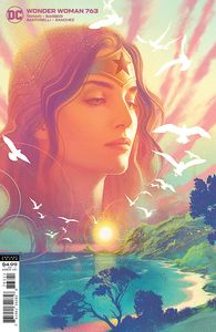 [Wonder Woman #763 (J Middleton Card Stock Variant Edition) (Product Image)]