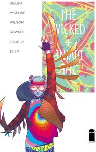 [The Wicked + The Divine #25 (Cover A Mckelvie & Wilson) (Product Image)]