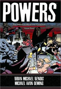 [Powers: Volume 3: Definitive Collection (Hardcover) (Product Image)]