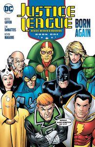 [Justice League International: Book 1: Born Again (Product Image)]