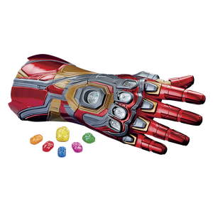 [Marvel: Avengers: Endgame: Marvel Legends Replica: Iron Man Nano Gauntlet (Product Image)]