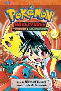 [Pokemon Adventures: Volume 23 (Product Image)]