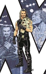 [WWE: Then Now Forever #1 (3rd Printing) (Product Image)]