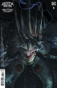 [Dark Nights: Death Metal: The Multiverse Who Laughs #1 (Bianchi Variant) (Product Image)]
