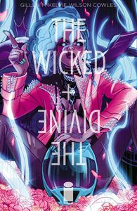 [The Wicked + The Divine #36 (Cover B Tarr) (Product Image)]