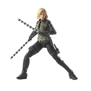 [Avengers: Marvel Legends Action Figure: Black Widow (Product Image)]