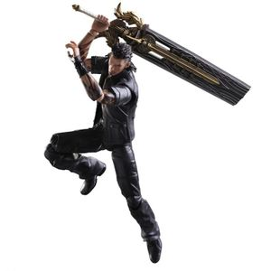 [Final Fantasy XV: Play Arts Kai Action Figures: Gladiolus (Product Image)]