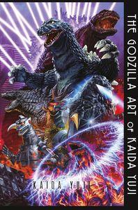 [The Godzilla Art Of Kaida Yuji (Product Image)]