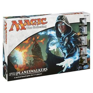 [Magic The Gathering: Board Game: Arena Of The Planeswalkers (Product Image)]
