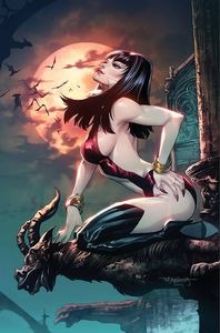 [Vengeance Of Vampirella #15 (Segovia Virgin Variant) (Product Image)]