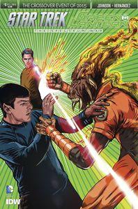 [Star Trek/Green Lantern #3 (Product Image)]