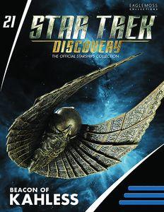 [Star Trek Discovery: Figure Magazine #21: Beacon Of Kahless (Product Image)]