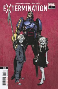 [Extermination #3 (Of 5) (2nd Printing Larraz Variant) (Product Image)]