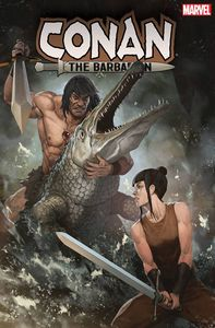 [Conan The Barbarian #15 (Skan Variant) (Product Image)]
