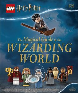 [LEGO: Harry Potter: The Magical Guide To The Wizarding World (Hardcover) (Product Image)]