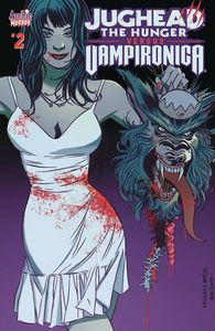 [Jughead: The Hunger Vs Vampironica #2 (Cover A Pat & Tim Kennedy (Mr) (Product Image)]