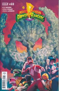 [Mighty Morphin Power Rangers #22 (Product Image)]